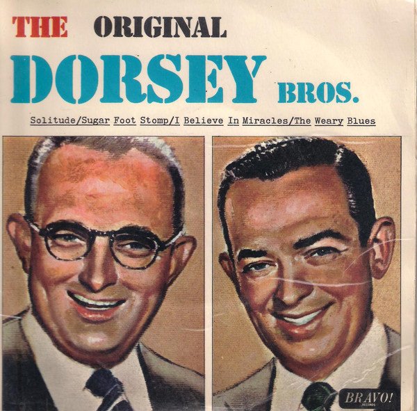 The Dorsey Brothers - The Original Dorsey Bros.