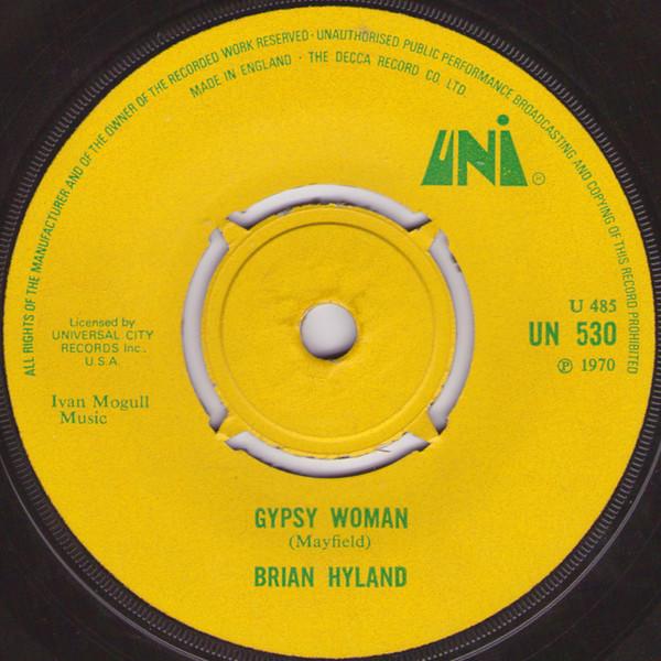Brian Hyland - Gypsy Woman