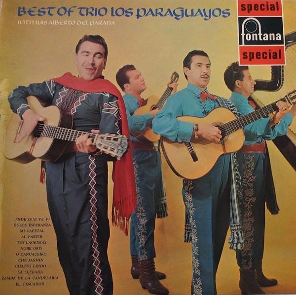 Trio Los Paraguayos And Luis Alberto Del Panama - The Best Of Los Paraguayos