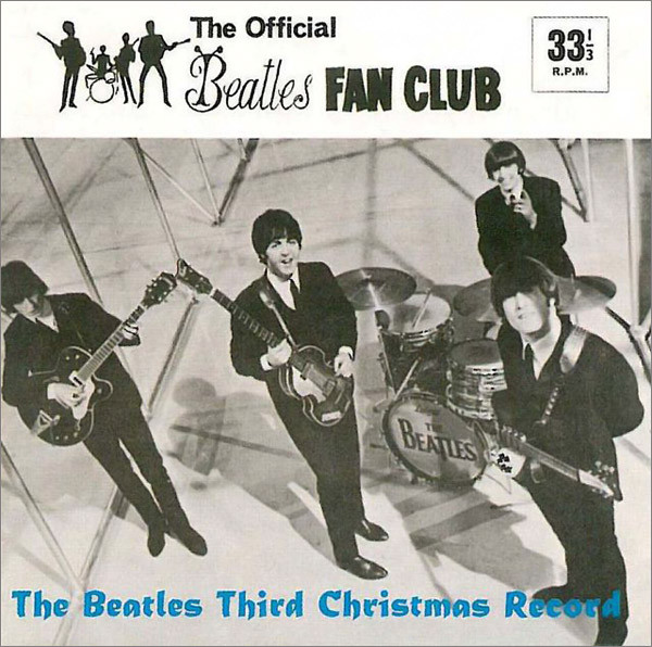 The Beatles - The Beatles Third Christmas Record