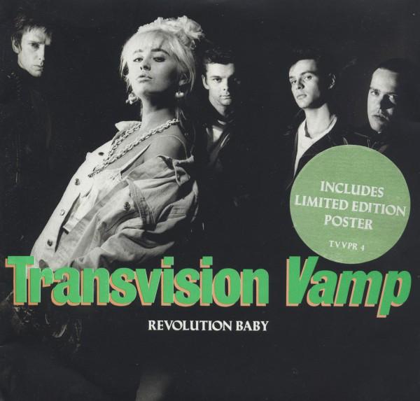 Transvision Vamp - Revolution Baby
