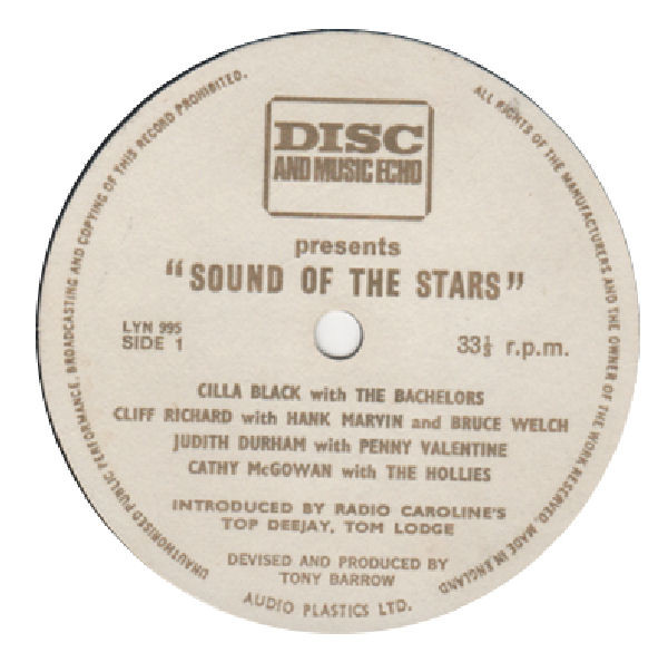 Various - Sound Of The Stars