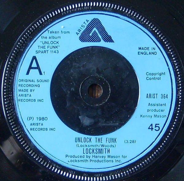 Locksmith - Unlock The Funk / Chinese Funk Song (Far Beyond)