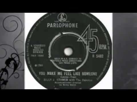 Billy J. Kramer With The Dakotas - You Make Me Feel Like Someone /Take My Hand