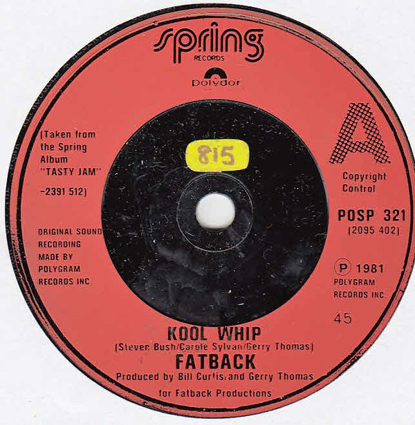 Fatback - Kool Whip