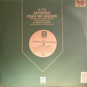H2O - SATISFIED (TAKE ME HIGHER) (DISC 2)