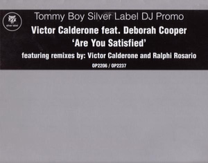 Victor Calderone Feat. Deborah Cooper - Are You Satisfied