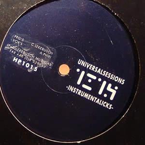 CARI LEKEBUSCH & AARON PHIRI - UNIVERSALSESSIONS / INSTRUMENTALICKS