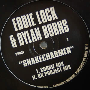EDDIE LOCK & DYLAN BURNS - SNAKECHARMER