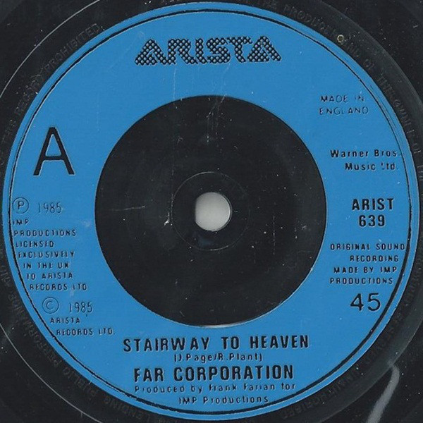 Far Corporation - Stairway To Heaven