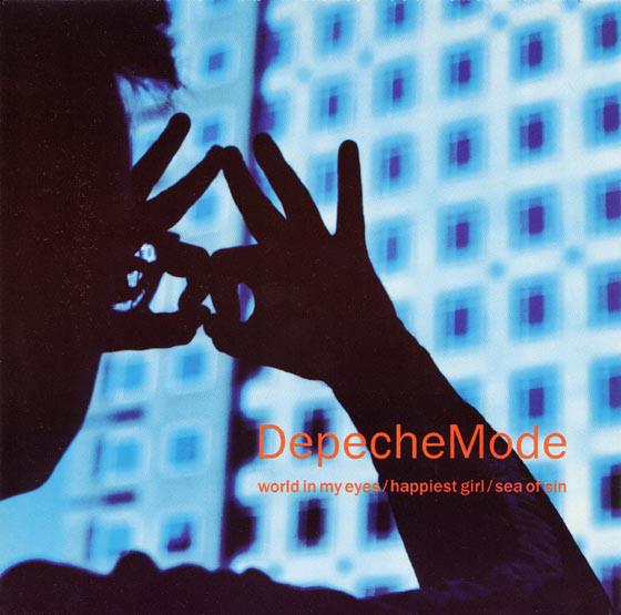 Depeche Mode - World In My Eyes / Happiest Girl / Sea Of Sin