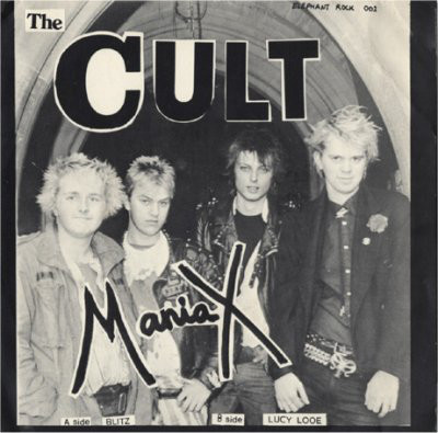 The Cult Maniax - Blitz / Lucy Looe