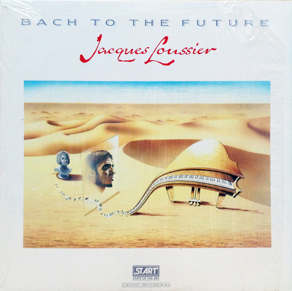 Jacques Loussier - Bach To The Future