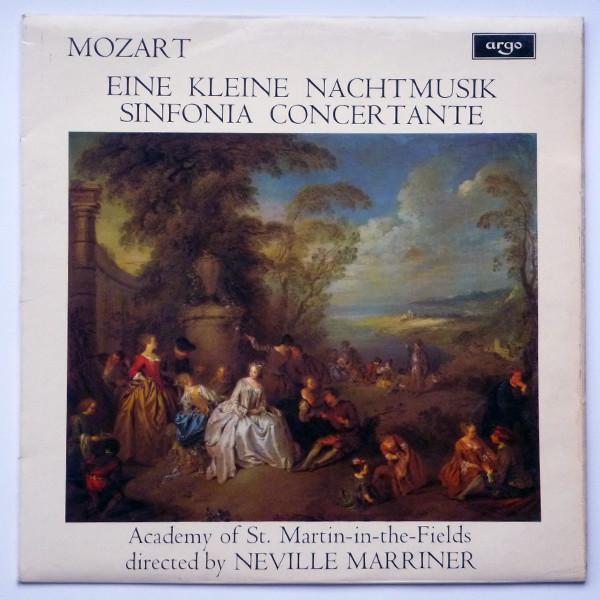Mozart, St. Martin-in-the-Fields - Eine Kleine Nachtmusik / Sinfonia Concertante