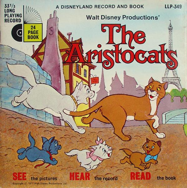 Katie Boyle - The Aristocats