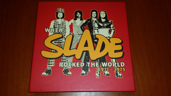 Slade - When Slade Rocked The World 1971-1975