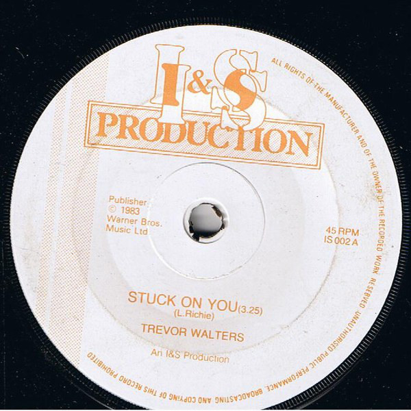 Trevor Walters - Stuck On You