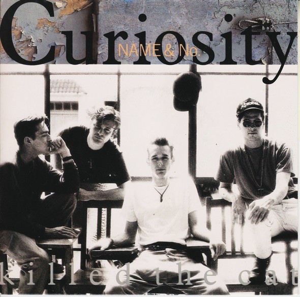 Curiosity Killed The Cat - Name & No.