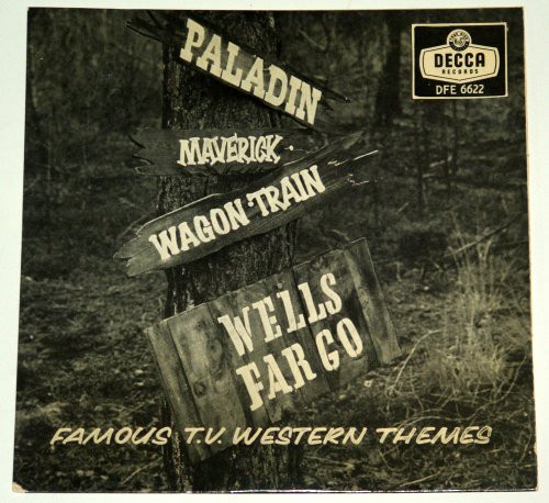 Hill Bowen And His Orchestra - Famous T.V. Western Themes