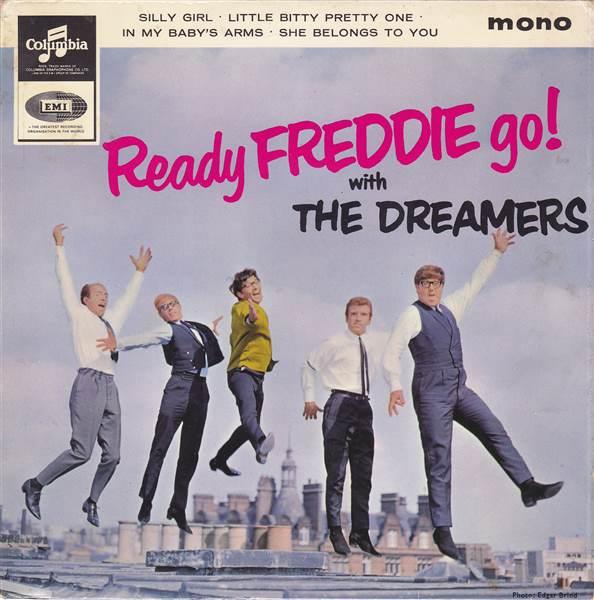 Freddie & The Dreamers - Ready Freddie Go