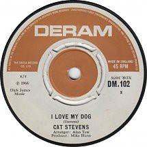 Cat Stevens - I Love My Dog