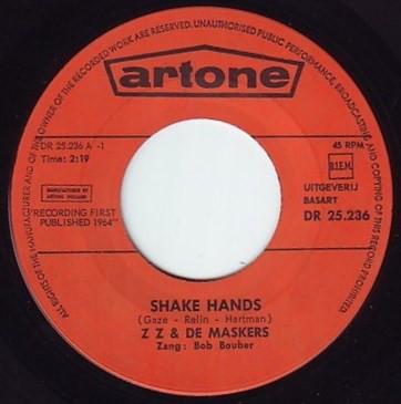 ZZ En De Maskers - Shake Hands