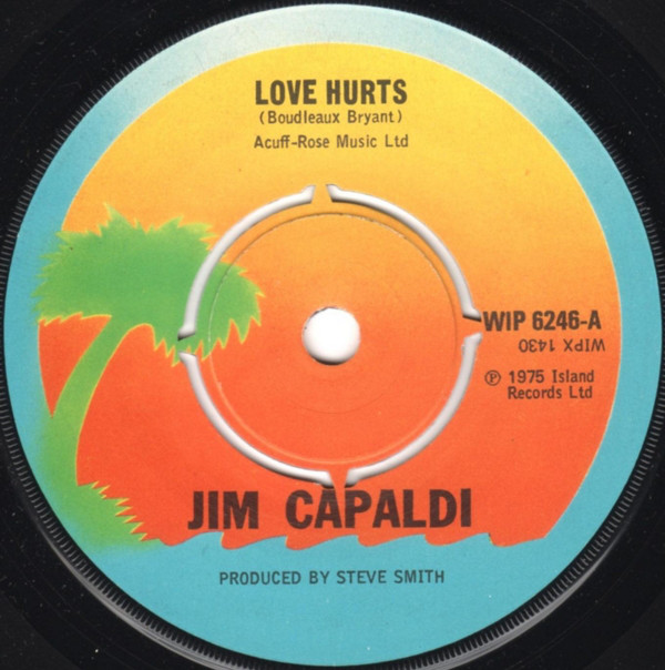 Jim Capaldi - Love Hurts