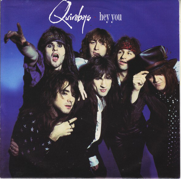 The Quireboys - Hey You