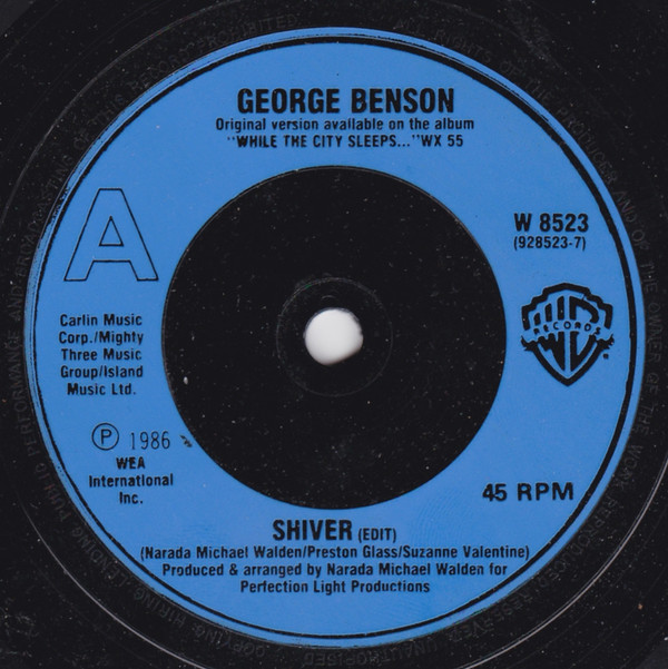 George Benson - Shiver