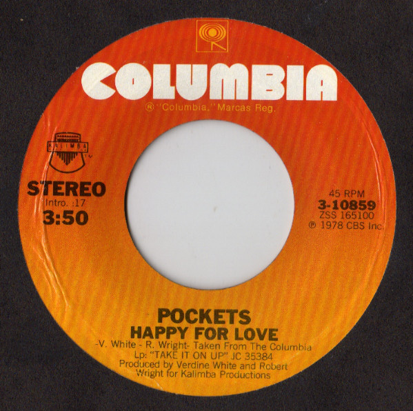 Pockets ? - Happy For Love