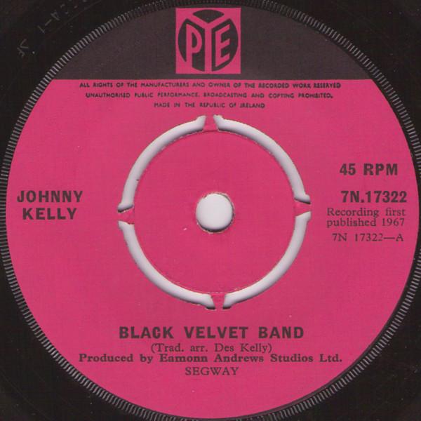Johnny Kelly - Black Velvet Band