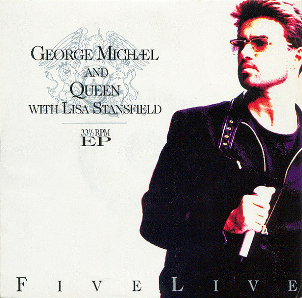 George Michael And Queen & Lisa Stansfield - Five Live