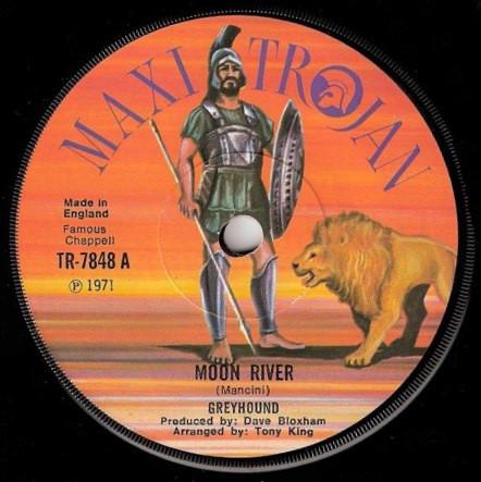 Greyhound - Moon River