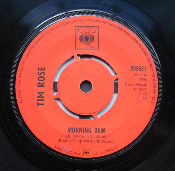 Tim Rose -  Morning Dew