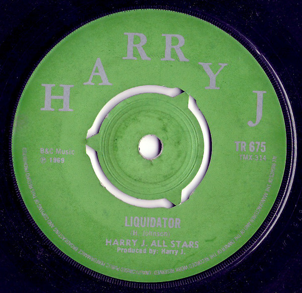 Harry J. All Stars - Liquidator