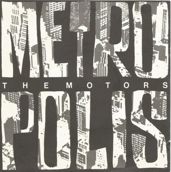 The Motors - Metropolis
