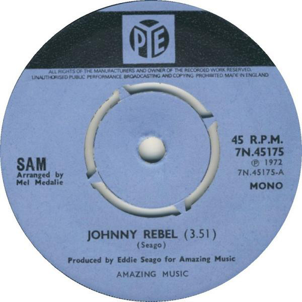 Sam - Johnny Rebel
