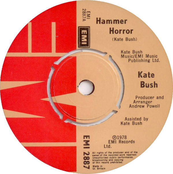 Kate Bush - Hammer Horror