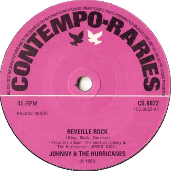 Johnny & The Hurricanes - Reveille Rock