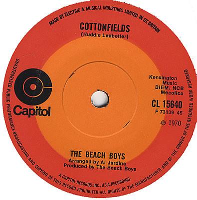The Beach Boys - Cottonfields