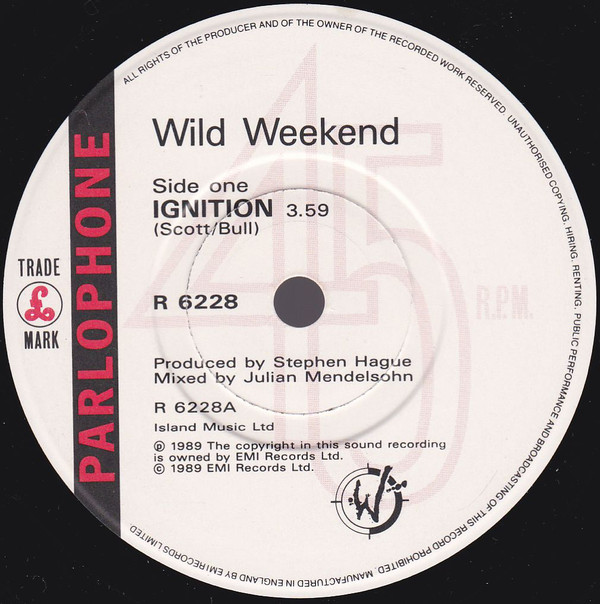 Wild Weekend - Ignition