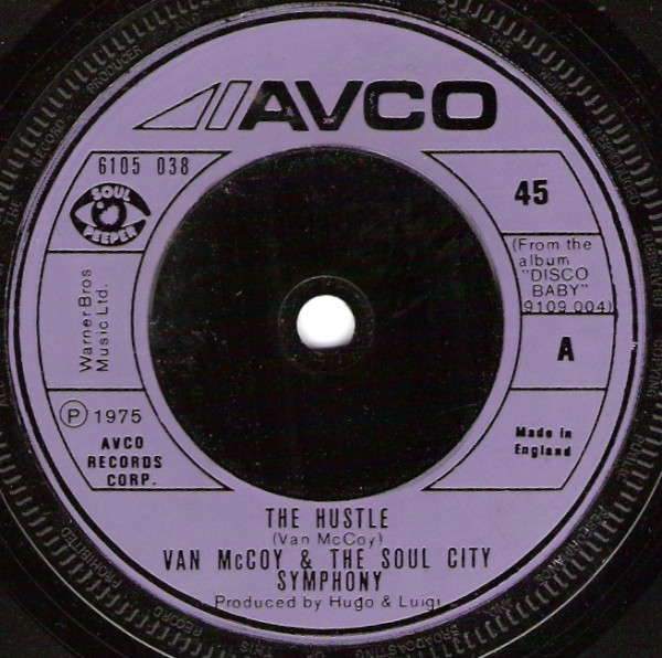 Van McCoy & The Soul City Symphony - The Hustle