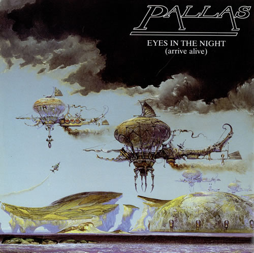 Pallas - Eyes In The Night (Arrive Alive)