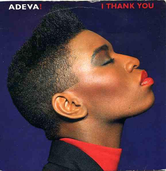 Adeva - I Thank You