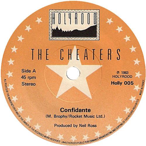 The Cheaters - Confidante