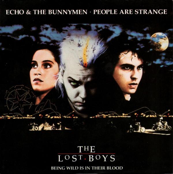 Echo & The Bunnymen - People Are Strange
