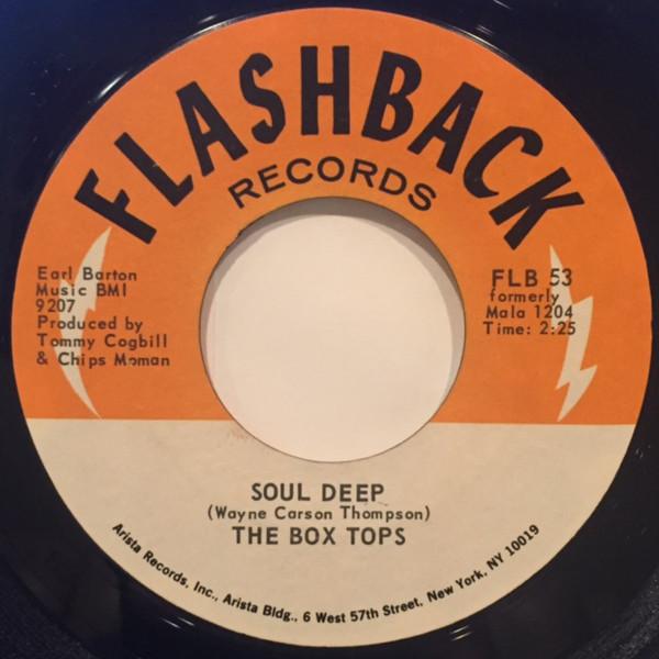Box Tops - Soul Deep