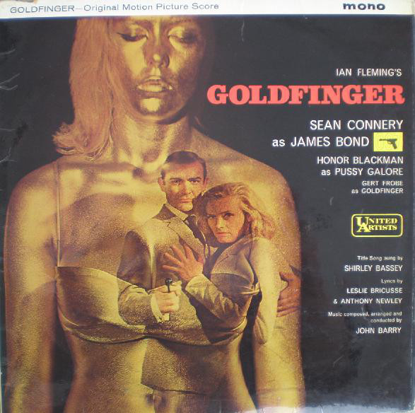 John Barry - Goldfinger (Original Motion Picture Score)