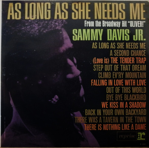 Sammy Davis Jr. ? - As Long As She Needs Me