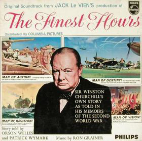 Orson Welles, Patrick Wymark & Ron Grainer - The Finest Hours